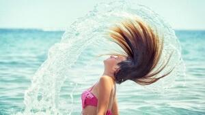 Cuidar el cabell a l'estiu | Perruqueria Tot Cabell